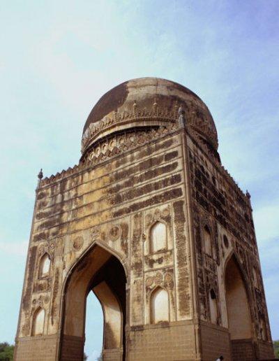 bidar_baridi mausoleum