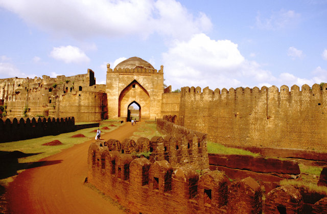 bidar_fort entrance