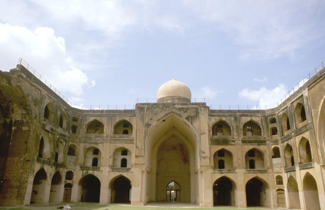 bidar_madrasa of khwaja mahmud gawan
