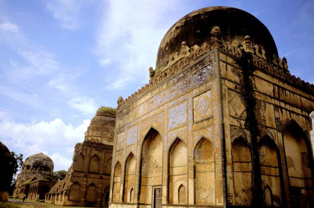 bidar_tomb of ahmad shah bahmani