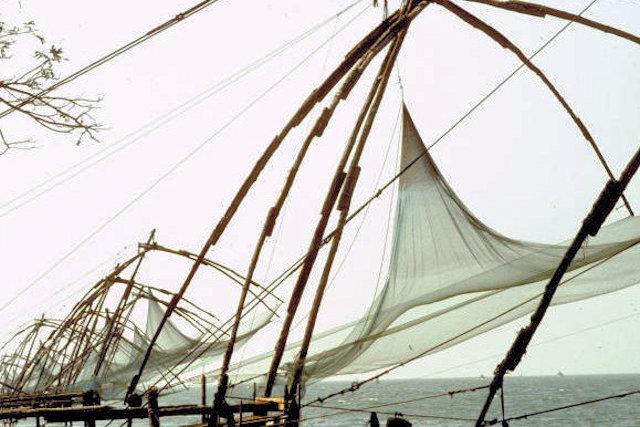 cochin_chinese fishing nets