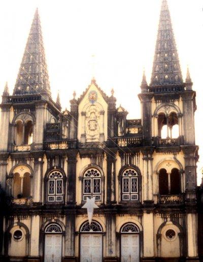 cochin_santa cruz church