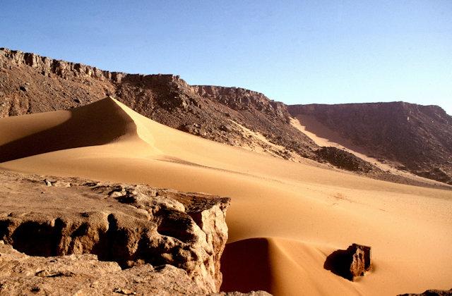 gilf kebir_sand dune