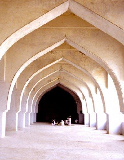 gulbarga_jami masjid_2