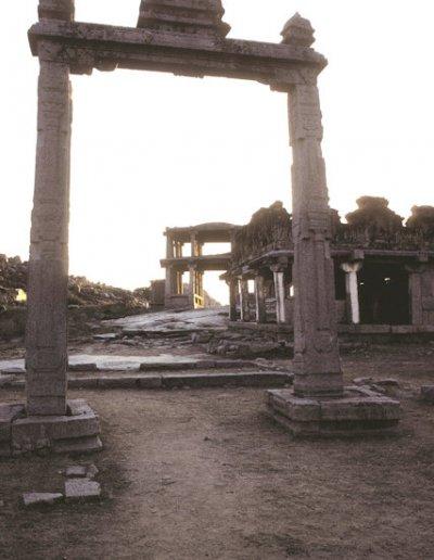hampi_vijayanagar_king's balance