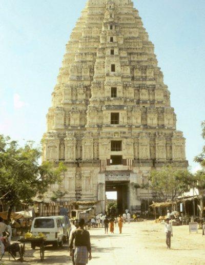 hampi_vijayanagar_virupaksha temple