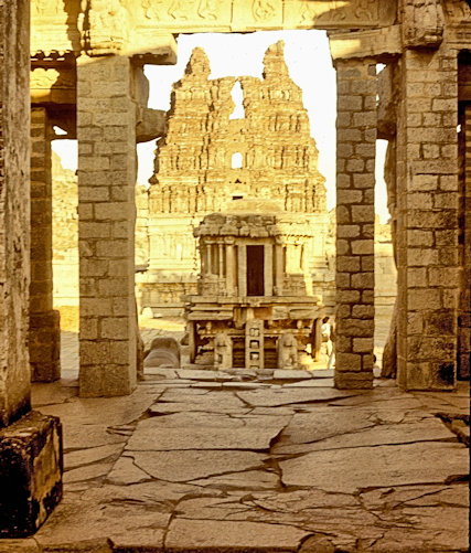 hampi_vijayanagar_vitthala temple