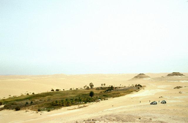 libyan desert_oasis near siwa