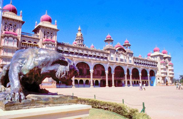 mysore_amba vilas palace