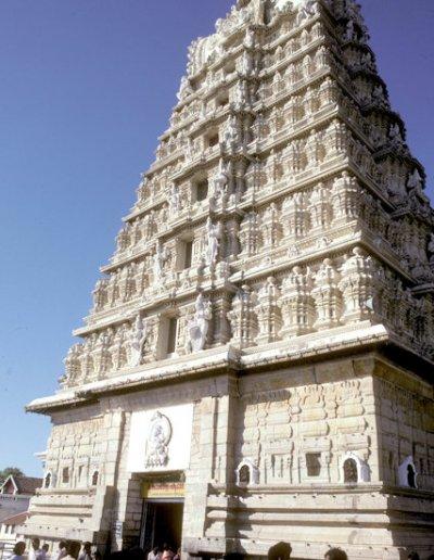 mysore_chaumundi hill_temple