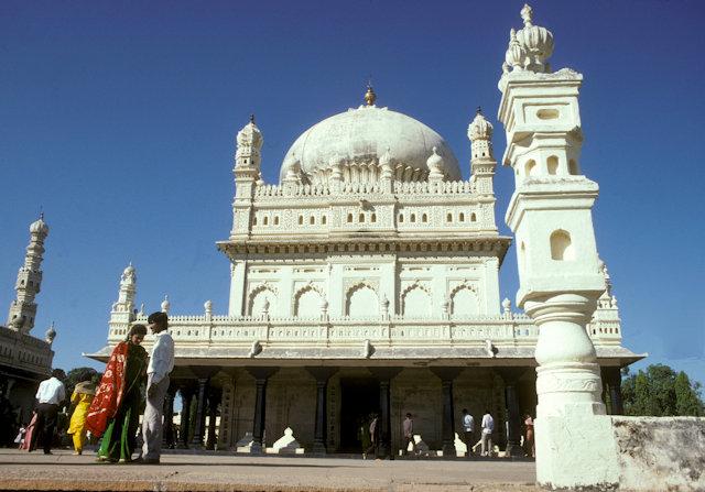 mysore_tipu sultan's tomb