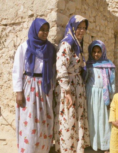 qara_berber women