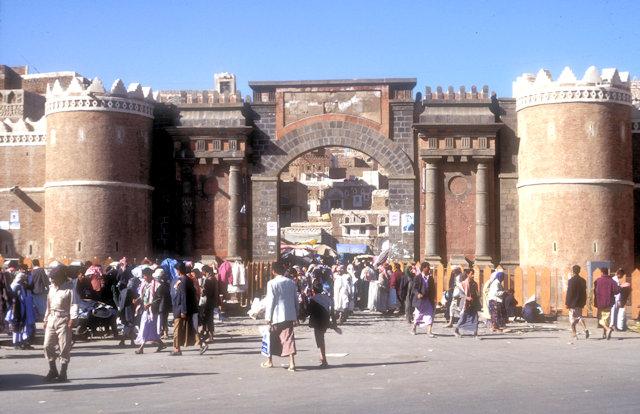 sanaa_old city_bab al-yemen