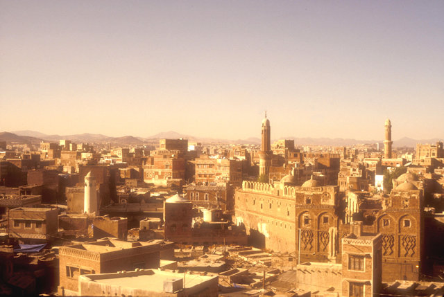 sanaa_overview of old city_2