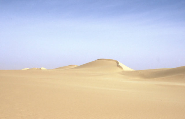sand sea_dune field