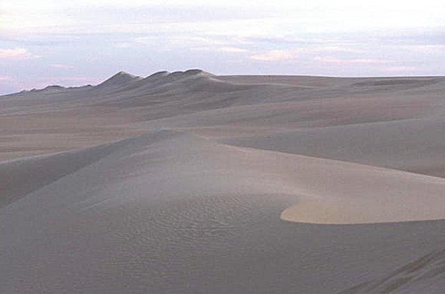 sand sea_dunes at dusk_2