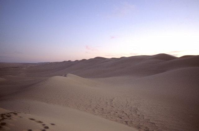 sand sea_dunes at dusk_3