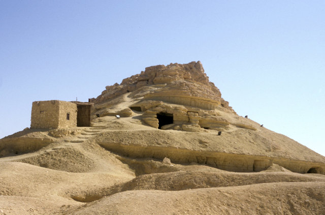 siwa_mountain of the dead