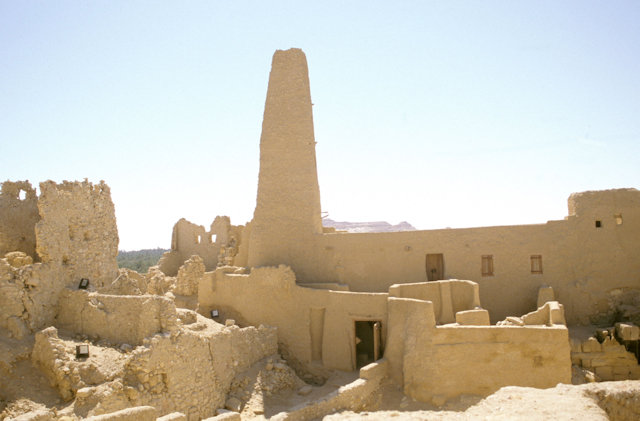 siwa_temple of the oracle