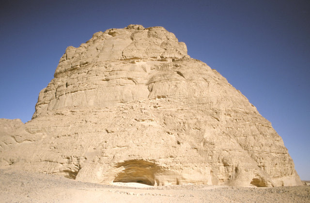 wadi sura_cave of the bathers
