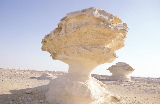 white desert_rock formations