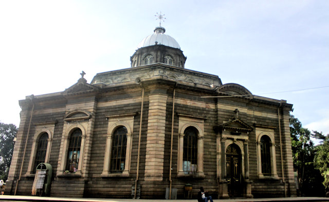 addis ababa_st george's cathedral