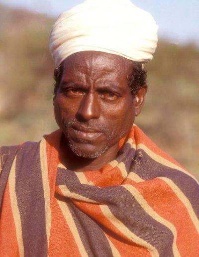 arba minch_tribesman