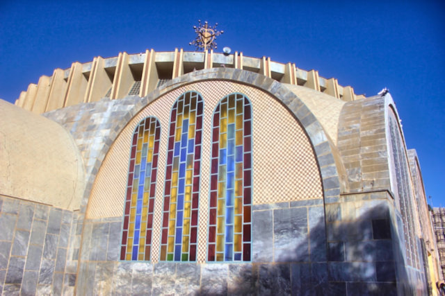 axum_new church of our lady mary of zion_2