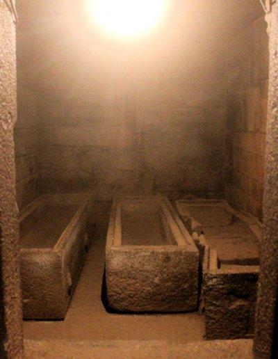 axum_tombs of kaleb and gebre meskel