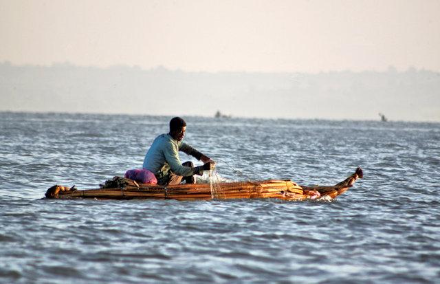 bahir dar_lake tana_papyrus boat