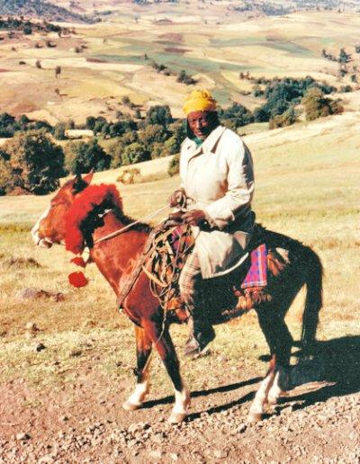 bale mountains_horseman