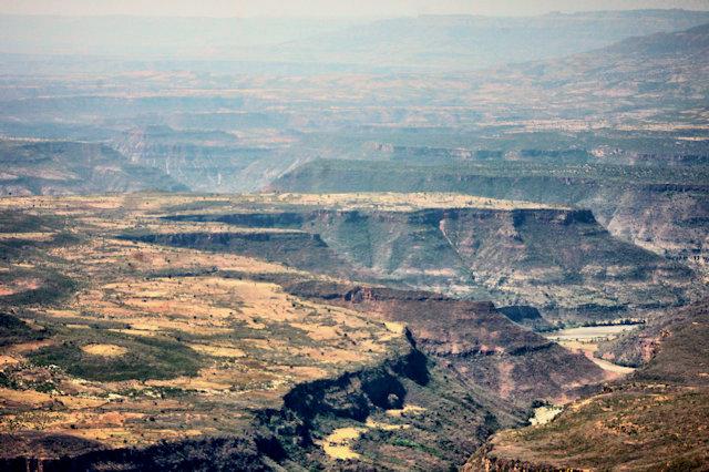 gohatsion_blue nile gorge