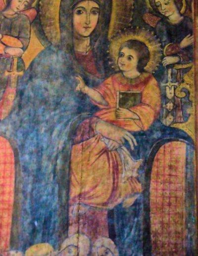 gondar_debre birhan selassie church_3