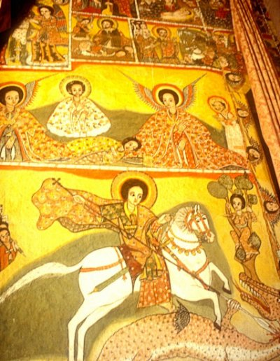 gondar_debre birhan selassie church_6