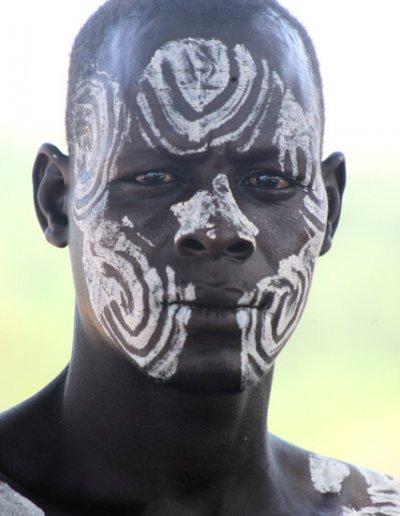 koricho_karo tribesman