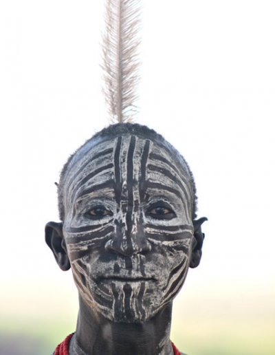 koricho_karo tribesman_2
