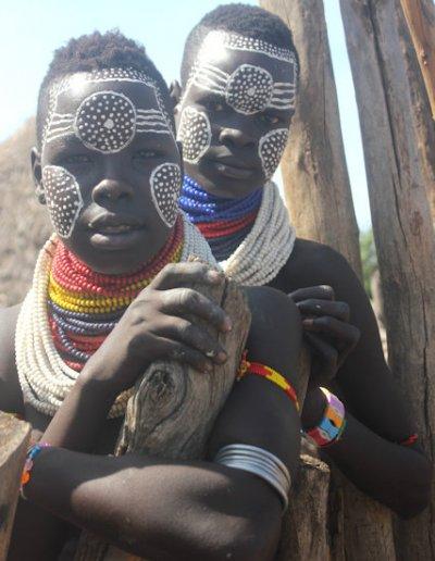 koricho_young karo women