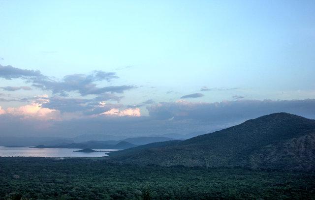 lake chamo_vista