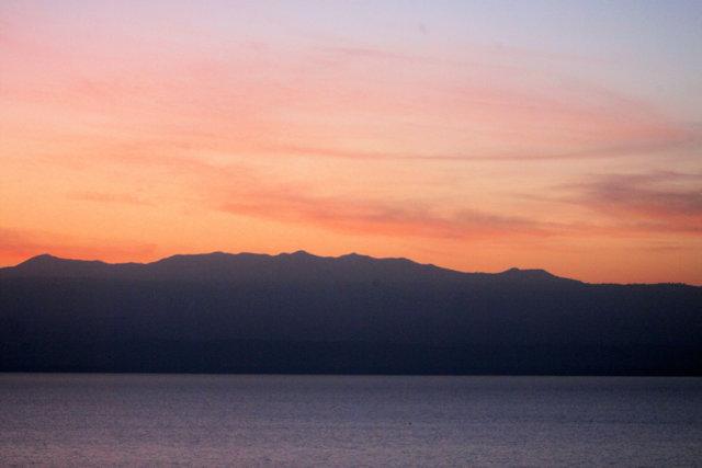 lake langano_sunrise