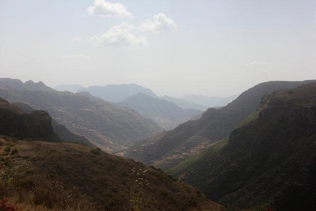 simien mountains_landscape
