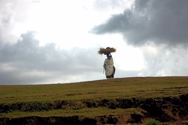 simien mountains_local villager