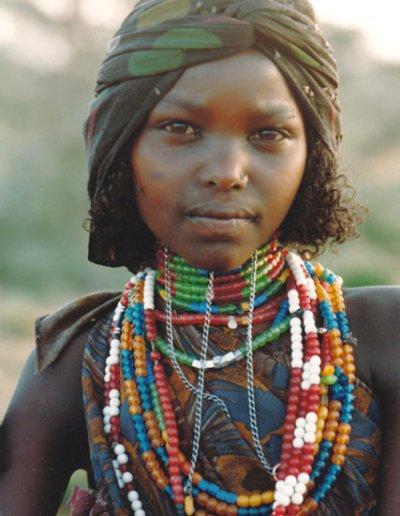 yabelo_tribal girl