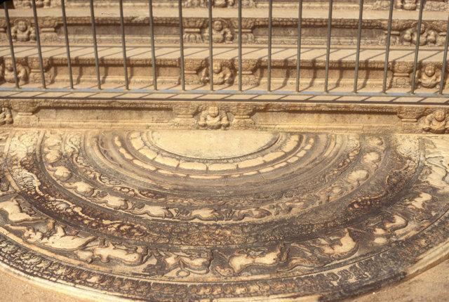 anuradhapura_mahasen's palace_moonstone