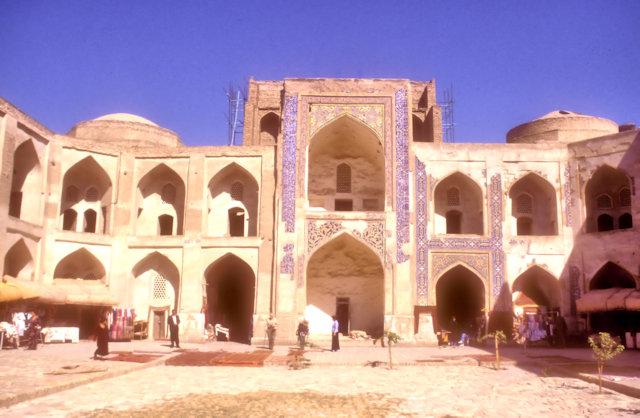 bukhara_abdul aziz madrassah