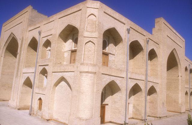 bukhara_bakhauddin nakhshbandi ensemble_muzaffar khan mosque