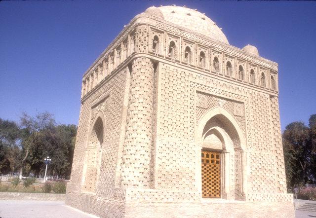bukhara_ismael samani mausoleum