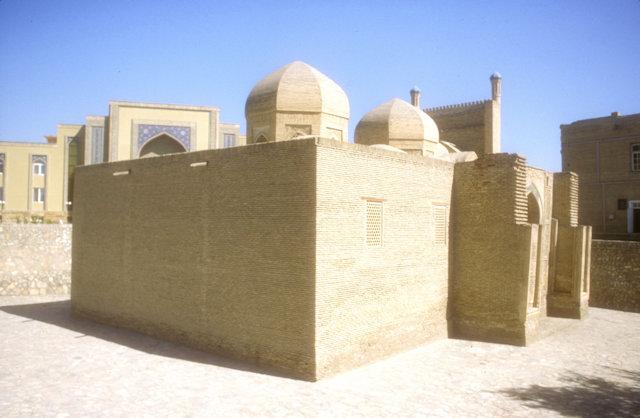bukhara_magok-i-attari mosque