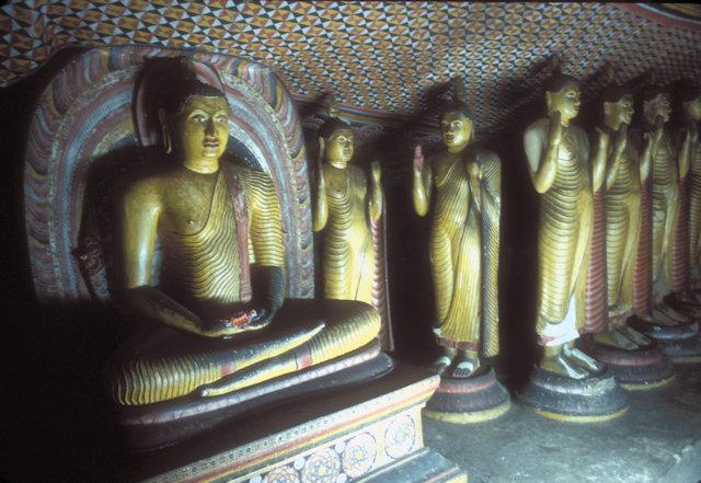 dambulla_cave temple_2