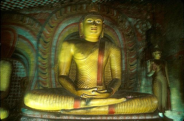 dambulla_cave temple_4