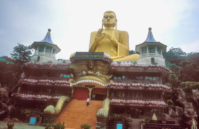 dambulla_golden temple